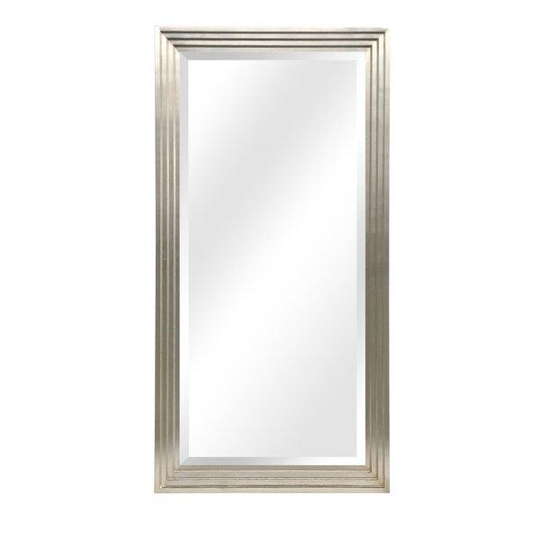Abhinav Beveled Leaner Full Length Mirror by Darby Home Co