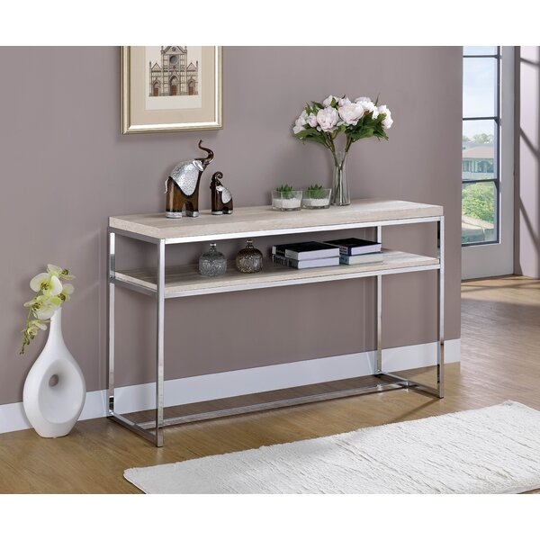 Swearengin Console Table by Orren Ellis Orren Ellis