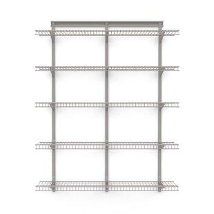 ShelfTrack Wall Shelf By ClosetMaid