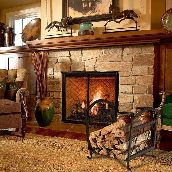 Fireplace Holder Indoor Log Rack By Boyel Living