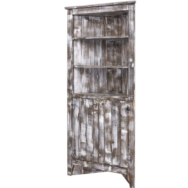 Chastain Corner China Cabinet by Loon Peak Loon Peak