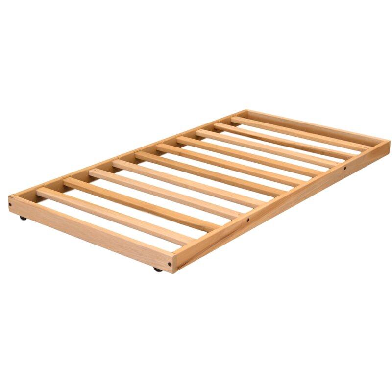 KD Frames Nomad 2 Platform Bed with Trundle & Reviews | Wayfair