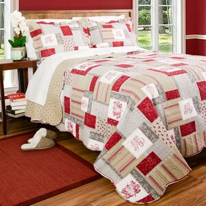 Carlton Reversible Quilt Set