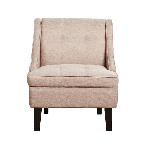 Goodloe Slipper Chair By Charlton Home Best