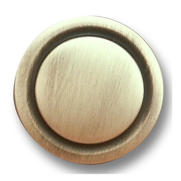 Round Knob by Custom Service Hardware