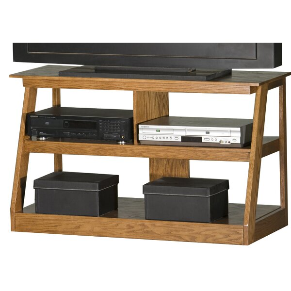 Coen Solid Wood TV Stand For TVs Up To 55