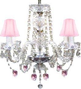 Joyce 4-Light Shaded Chandelier by House of Hampton