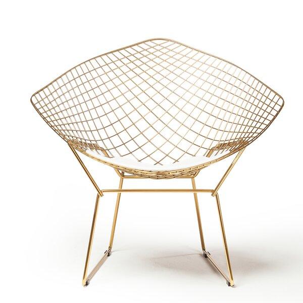 Kayla Papasan Chair by Bungalow Rose