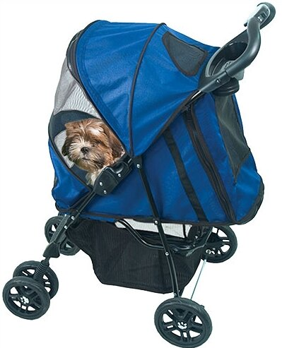 Happy Trails Standard Pet Stroller Mesh by Pet Gear