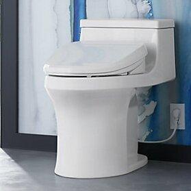 C3® 155 Cleansing Elongated Toilet Seat by Kohler