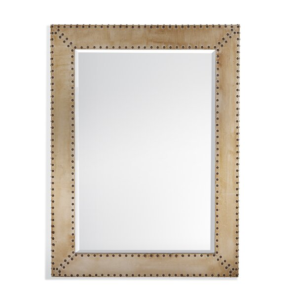 Heavner Accent Mirror by Williston Forge