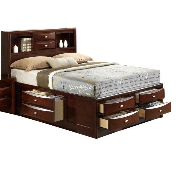 Corktown Storage Platform Bed by Winston Porter