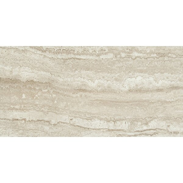 Sigaro 12 x 24 Ceramic Field Tile in Ivory by MSI