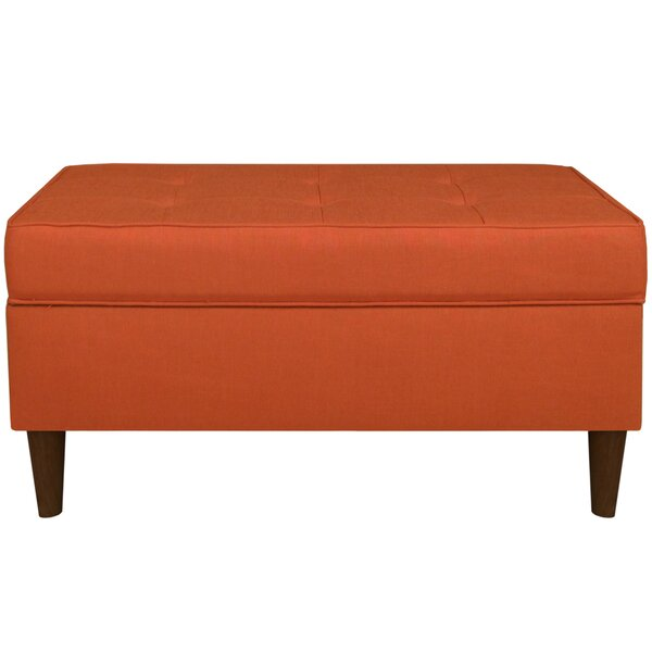 Marazi Upholstered Storage Bench by Alcott Hill