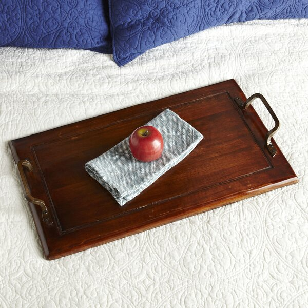 Evington Wooden Tray by Birch Lane™