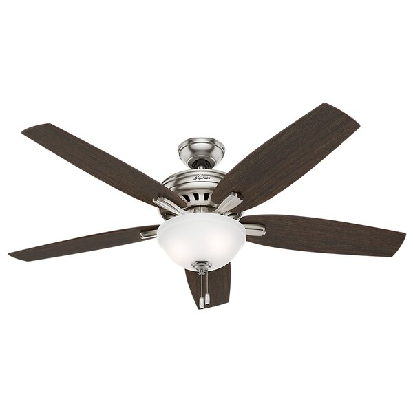 56 Newsome 5-Blade Ceiling Fan by Hunter Fan