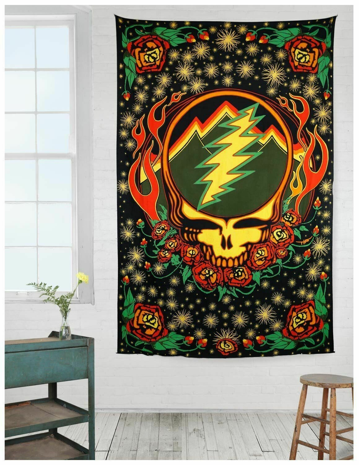 Sweet Us Grateful Dead Steal Your Face