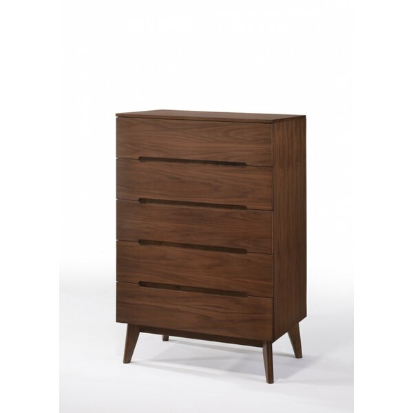 Drumnacole 5 Drawer Chest by Corrigan Studio