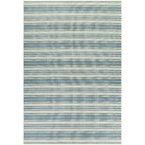 Wexford Marbella Blue Indoor/Outdoor Area Rug