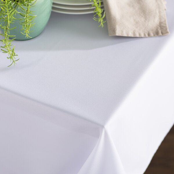 Wayfair Basics Poplin Rectangular Tablecloth By Wayfair Basics™.