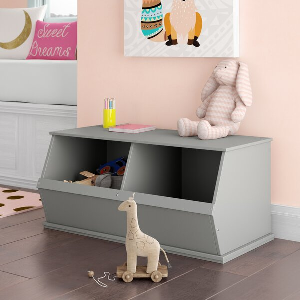 Ronda Toy Storage Bin by Viv + Rae