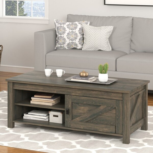 Cleveland Coffee Table by Gracie Oaks