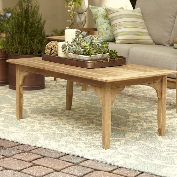 Summerton Teak Coffee Table by Birch Lane™ Heritage