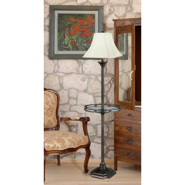 Wentworth Asa 61 Floor Lamp by Wildon Home ®