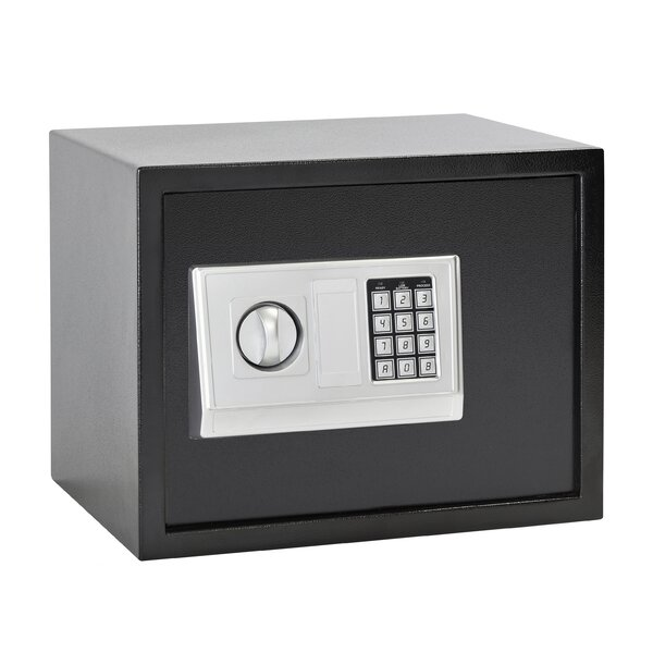 Electronic Lock Home Security Safe by Buddy Products