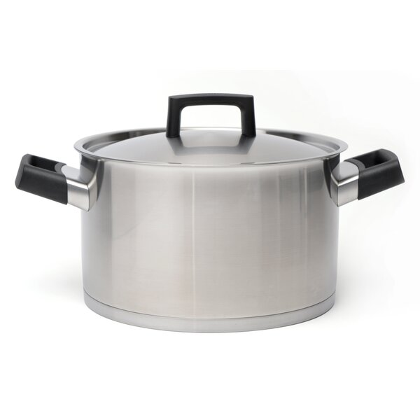 Ron 6.8 qt. Stock Pot with Lid by BergHOFF International