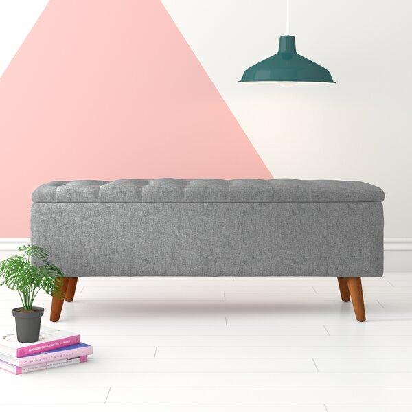 Coddington Upholstered Storage Bench