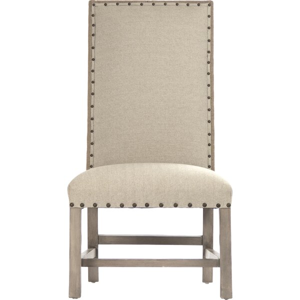 Driftwood Upholstered Dining Chair by Zentique