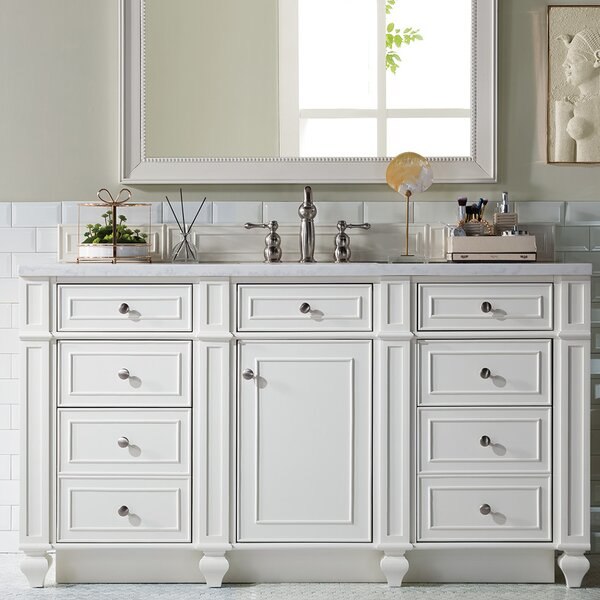 Lambrecht 60 Single Bathroom Vanity Set by Alcott Hill