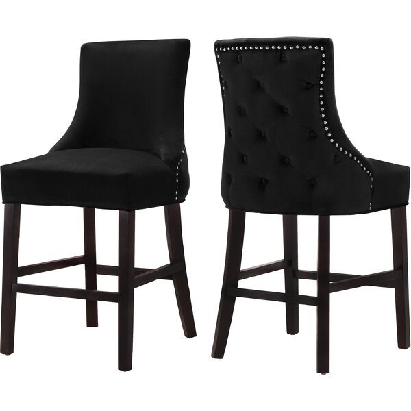 Lampert 25 Bar Stool (Set of 2) by House of Hampton