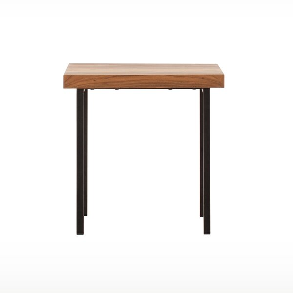 Reclaimed Teak End Table By EQ3 Great Reviews