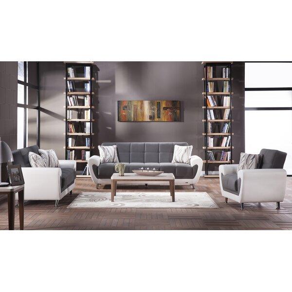 Duru Configurable Living Room Set by Orren Ellis