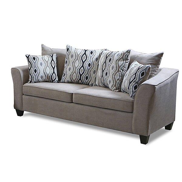 Shop Online Nassau Sofa by Winston Porter by Winston Porter