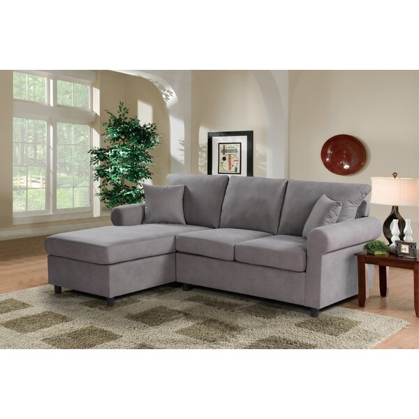 Eibhlin Sectional Sofa by Winston Porter