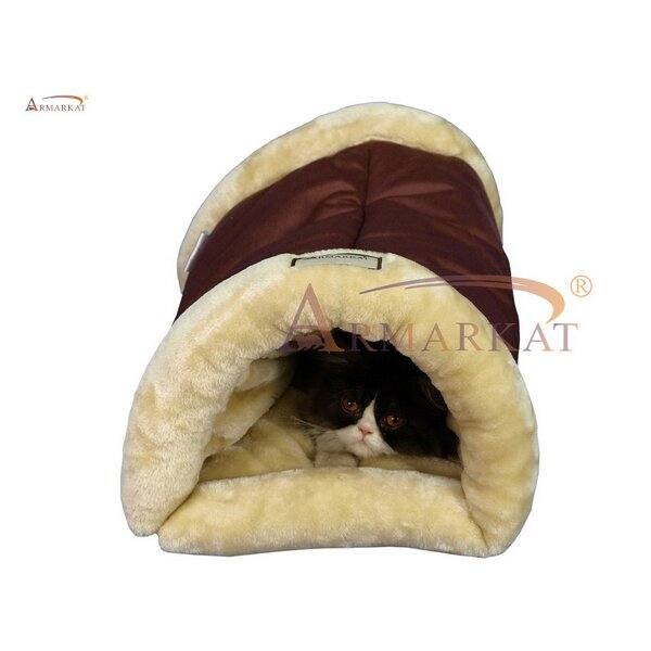 2 in 1 Cat Bed and Mat by Armarkat