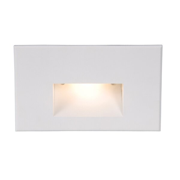 1 Light LED Step Light by WAC Lighting