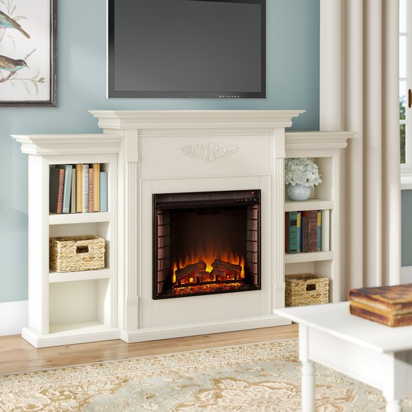 Beeley Electric Fireplace By Astoria Grand.