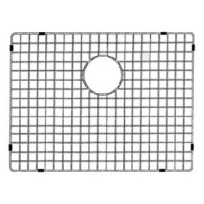 20 x 16 Sink Grid for Everest 22 Undermount Single Bowl Kitchen Sink by Empire Industries