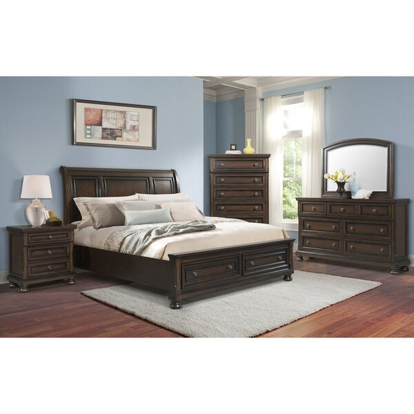 Guyton Configurable Bedroom Set by Alcott Hill