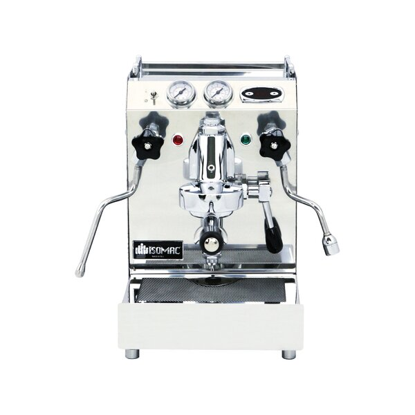 Tea Commercial  Espresso Maker with PID Display by Isomac