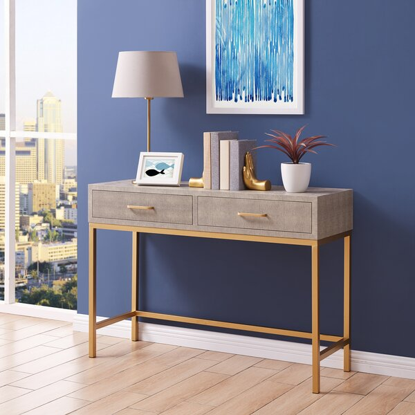 Persephone Console Table by Mercer41 Mercer41