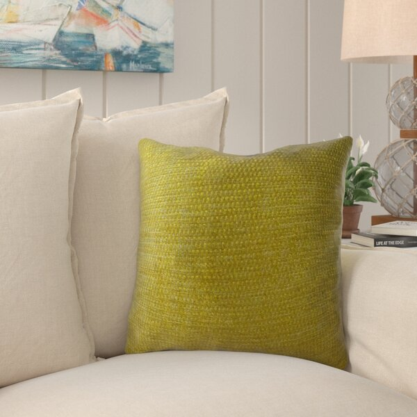 Kyles Handmade Luxury Pillow by Bayou Breeze