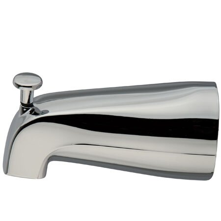 Made To Match Wall Mounted Tub Spout Trim With Diverter By Kingston Brass