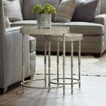 Esposito 2 Piece Nesting Tables by Bungalow Rose