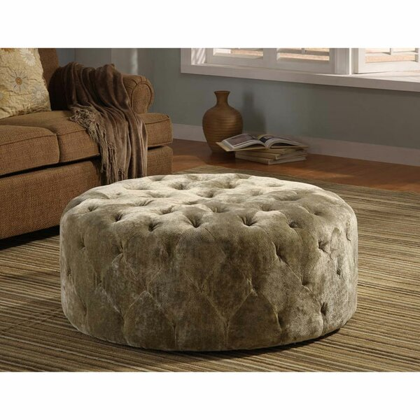 Cooper Cocktail Ottoman by House of Hampton