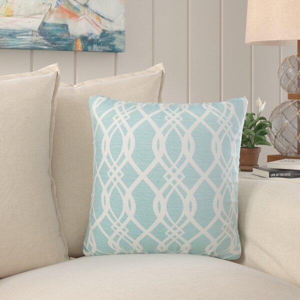 Brookwood Indoor/Outdoor Throw Pillow (Set of 2) by Rosecliff Heights